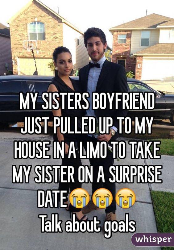 dating my sisters boyfriends sister