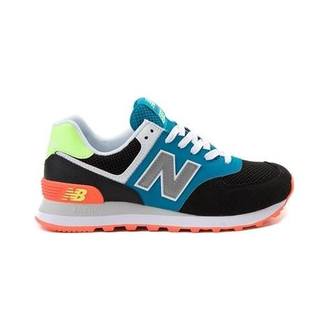 Womens New Balance 574 Outer Glow