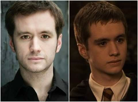 Happy Birthday Sean Biggerstaff Who Portrayed Oliver Wood In The Harry Potter Films Sean Biggerstaff Oliver Wood Biggerstaff