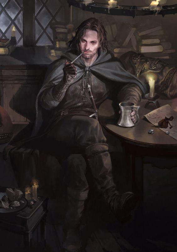 Aragorn   J.R.R. Tolkien