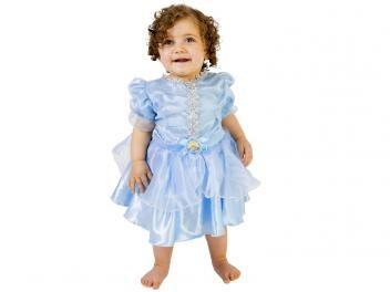 Fantasia Cinderela Baby Princesas Disney - Rubie´s