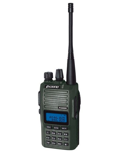 Emisora walkie talkie Puxing PX-888K