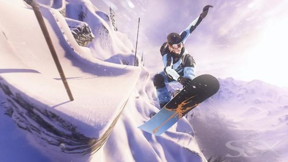Have you been hitting the slopes this year in the virtual winter wonderland that is SSX? Well if so, I may have some good news for you. EA Games have announced that they have released a free update to the game which introduces two brand spanking new game modes.: Ea Games, Generation Games, Beauty Hair, Ssx 2012, Ssx Deadly, Gadgets And Games, Fun Games, Video Games, Product League