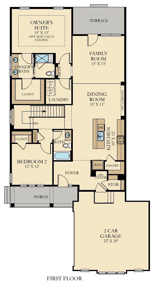 Dunbar New Home Plan In Providence Pointe By Lennar Lennar New House Plans Minnesota Home