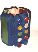 Laterne aus einem eierkarton basteln eierkarton pinterest basteln - Herbstideen kindergarten ...
