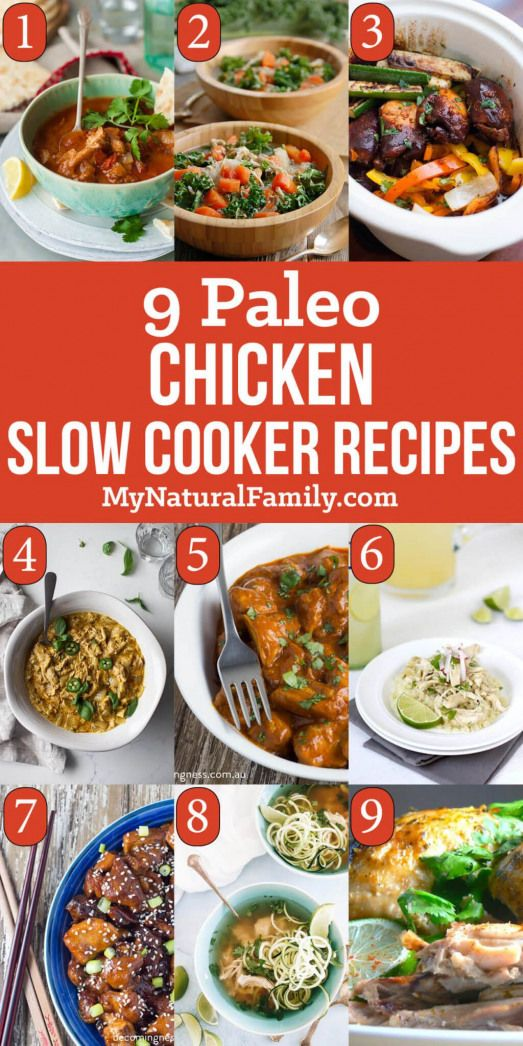 pics Paleo Chicken Crockpot Recipes pinterest