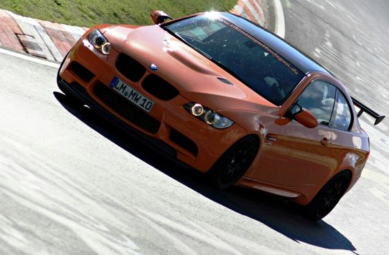 One day...M3 GTS