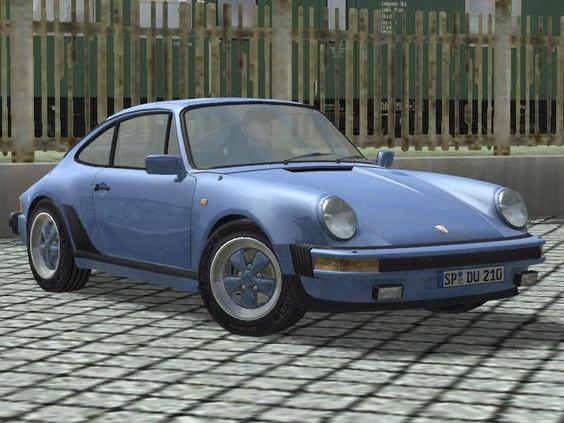Porsche 911 SC (Nachbildung als 3D-Modell). Ab #EEP8 http://bit.ly/Porsche-911-SC
