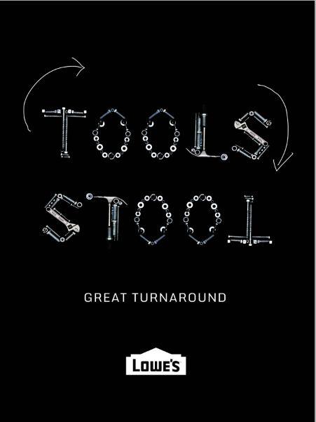 Tool Typeface by Daniela Silva Riera, via Behance