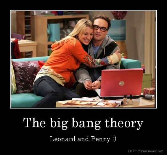 big bang theory penny and leonard start dating