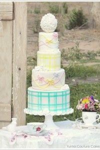 Guinga y Arcos de Yuma Couture Cakes | TheCakeBlog.com