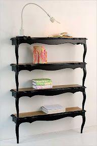 Fun bookcase