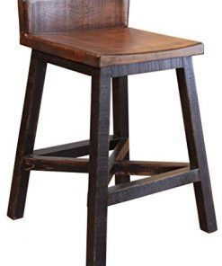 50 Farmhouse Bar Stools Discover The Top Rated Rustic Bar Stools For Your Farm Home Rustic Bar Stools Wicker Bar Stools Bar Stools