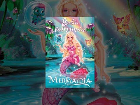 Barbie Fairytopia Mermaidia Youtube In 2020 Paw Patrol