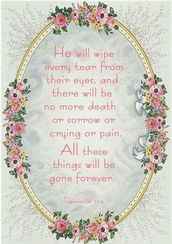 Revelation 21:4: