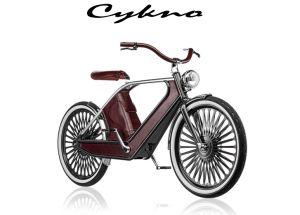 Cykno - neues außergewöhnliches E-Bike im angesagten Vintage-Look - Pedelecs und E-Bikes