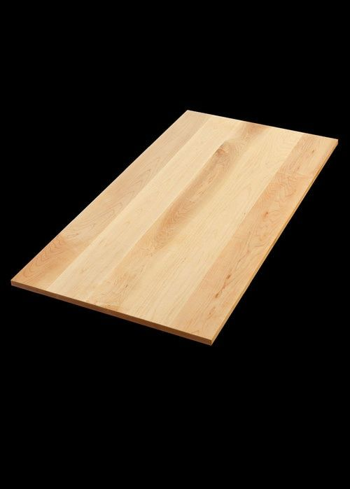 Maple Table Top Solid Wood In 2020 Solid Wood Table Tops Solid Wood Table Light Colored Wood