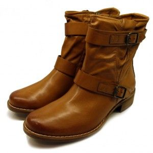 20% off Paul Green Slouch tan ankle boots. #sale #bargain ...