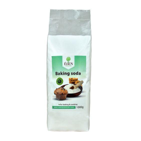 Baking Soda, Backsoda, Natriumhydrogencarbonat 1000g