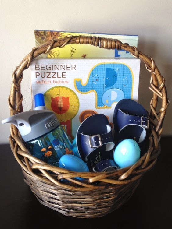Easter Basket Ideas For Little Boys Lattes Lilacs Lullabies In 2021 Baby Easter Basket Toddler Boy Easter Basket Boys Easter Basket