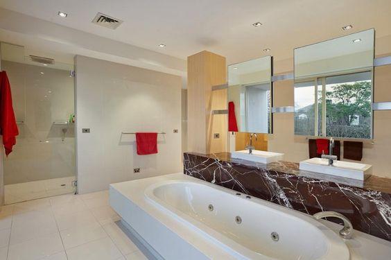: Interior Design, Bathroom Myoora, Architecture Interiors, Interlandi 12, Myoora Road, Vincent Interlandi
