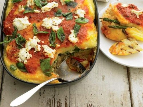 grilled-vegetable-polenta-casserole-600x450