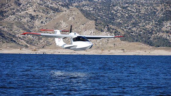 ICON Aircraft | Flight Test Photo Gallery 3