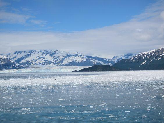 Hubbart Glacier, Alaska