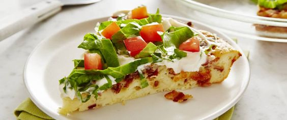 Love BLTs? Skip the hassle of making sandwiches and create your BLT all in one pan.: