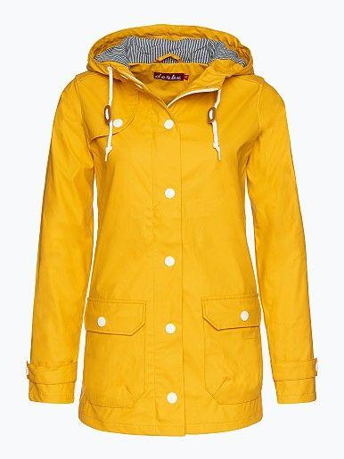 Damen Regenjacke - Peninsula Fisher Derbe (139,99 EUR)