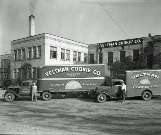 Veltman Cookie Co., 1549 Madison SE - October 30, 1937