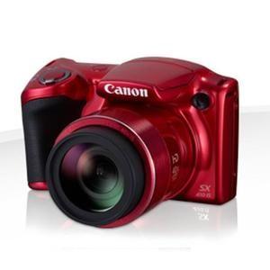 CANON POWERSHOT SX410 IS Rouge - CDD 20 mégapixels - Achat / Vente appareil photo bridge - Cdiscount