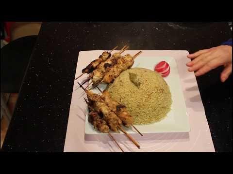 الرز المبهر بالطعم المميز مع الشيش طاووق الشهي Youtube Desserts Food Cake