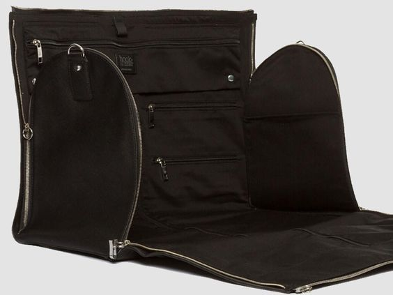 A game changer. hook + ALBERT's Garment Weekender combines the functionality of a garment bag and...
