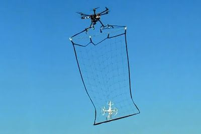 ONSEENTECH: Tokyo Sky Will Be Guarded By Drone Force