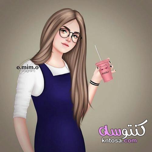 صور بنات كرتون لطيفه Girly Pictures Girly M Fashion Illustration