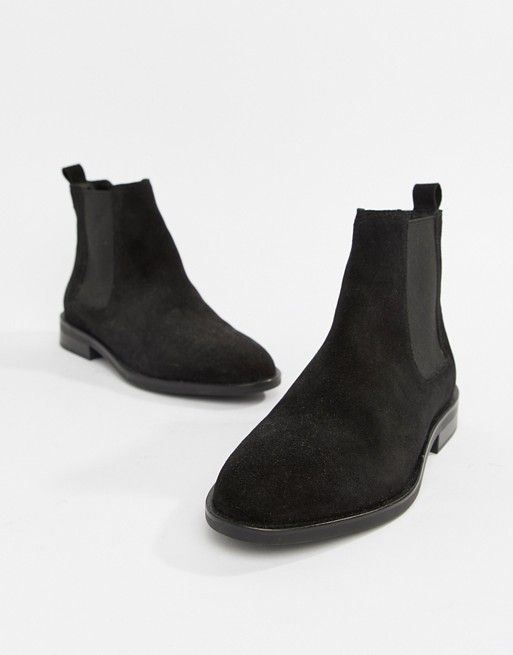 Chelsea ankle boots, Leather chelsea