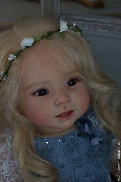 фото девочек реборнов