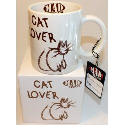 Mad Mugs - Cat Lover