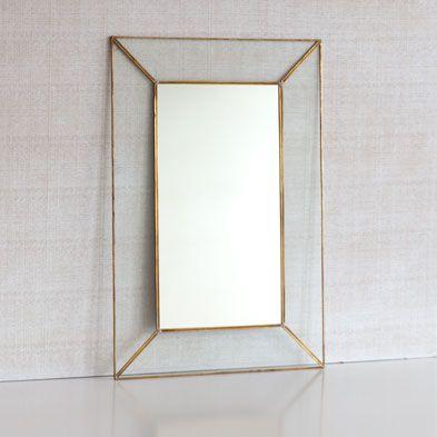 Espelhos decora o zara home brasil quadros for Espejo zara home