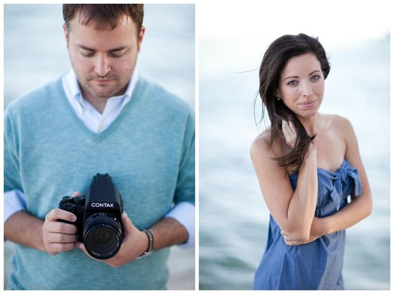 Fabulous colors to wear to an engagement session