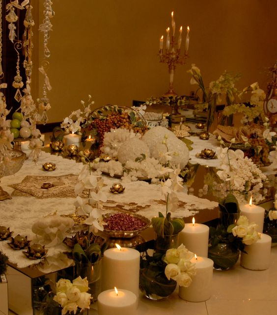 Persian Wedding: Sofreh Aghd- The Traditional Persian Wedding Ceremony