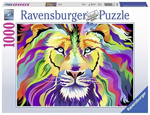 Ravensburger King Of Technicolor 1000 Piece Jigsaw Puzzle Https