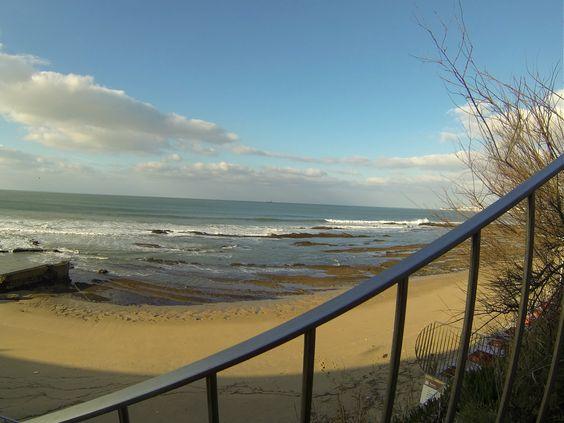 Inspiring seaside (Portugall)