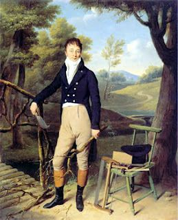 History in my Wardrobe: Men's Regency Tailcoats