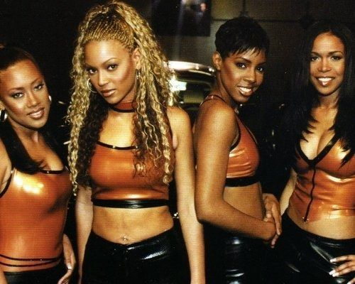"""""""Say My Name"""" —Destiny's Child 