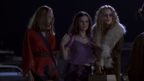 """You're loyal to your old friends. 
