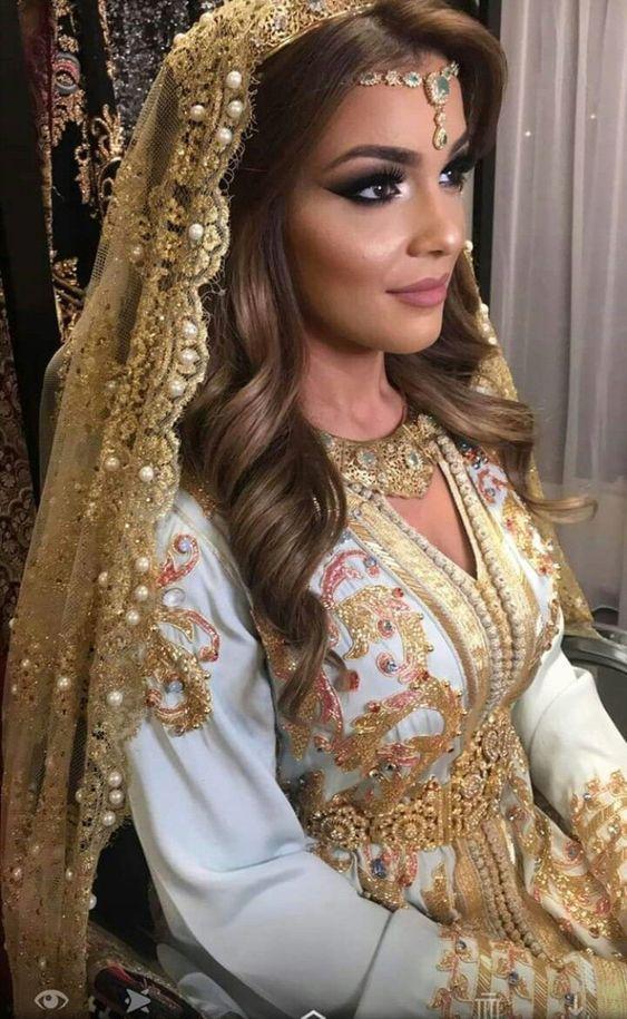 Caftan Marocain Haute Couture 2019 Vente En Ligne Tenue