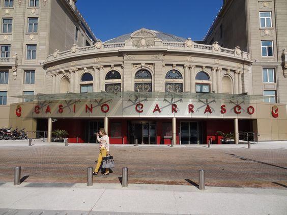 Casino Carrasco, em Montevideo, Uruguay. Foto de Cristina Sueta