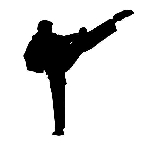 karate sports tattoo d...